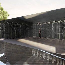 Serpentine Pavilion 2018 designed by Frida Escobedo @Serpentine Gallery, London  - GalleriesNow.net