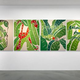 Viewing Room: Joel Mesler: The Alphabet of Creation (for now) @Simon Lee London, London  - GalleriesNow.net