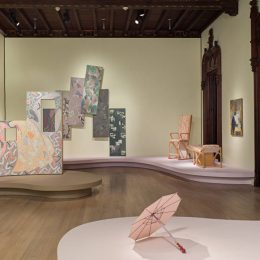 Marc Camille Chaimowicz: Your Place or Mine… @The Jewish Museum, New York  - GalleriesNow.net
