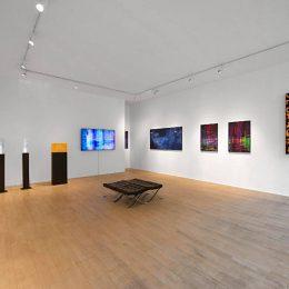 Miguel Chevalier: UBIQUITY @The Mayor Gallery, London  - GalleriesNow.net