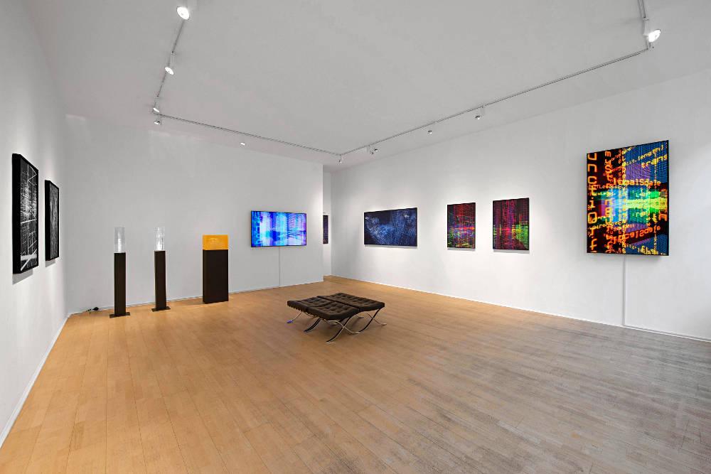 The Mayor Gallery Miguel Chevalier 1