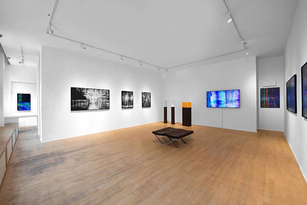 The Mayor Gallery Miguel Chevalier 2
