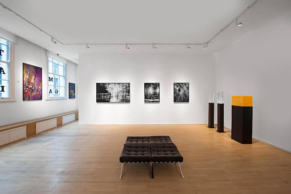 The Mayor Gallery Miguel Chevalier 3