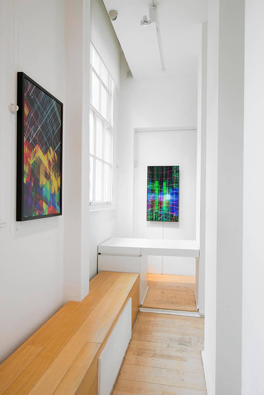 The Mayor Gallery Miguel Chevalier 6