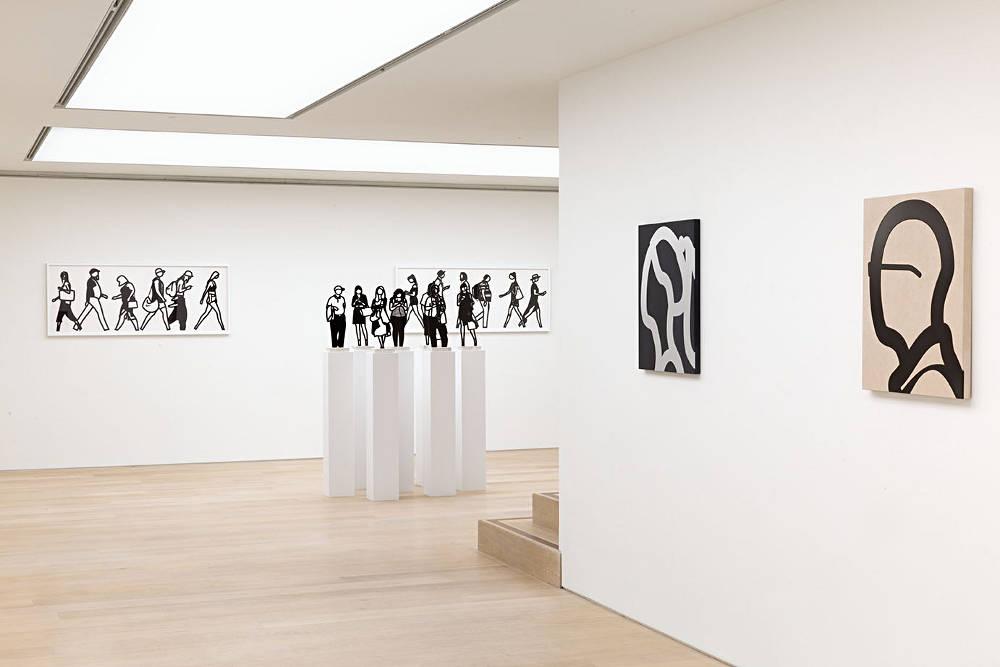 Alan Cristea Gallery Julian Opie 2