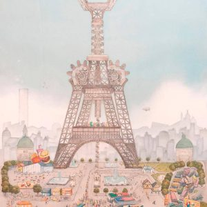 Alexandre Singh: La Tour Bouchon @Art: Concept, Paris  - GalleriesNow.net