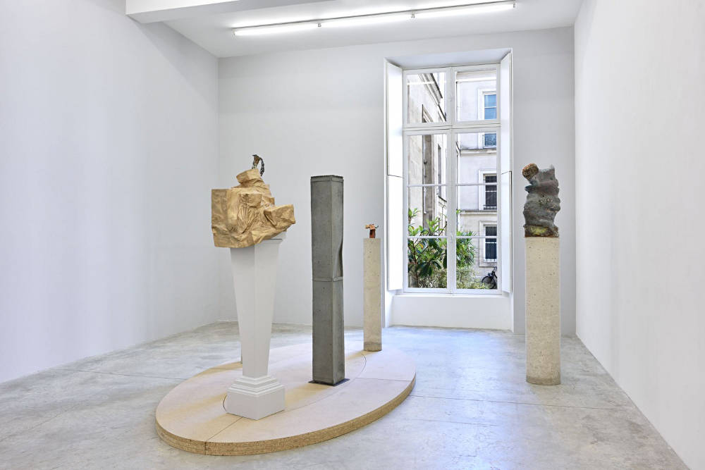 Almine Rech Gallery Arlene Shechet 5