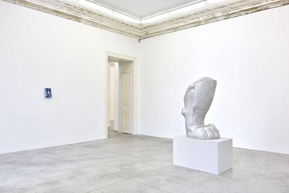 Almine Rech Gallery Arlene Shechet 6
