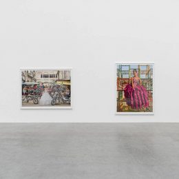 Frank Thiel: Quinceañeras @Blain|Southern, Potsdamer Str., Berlin  - GalleriesNow.net