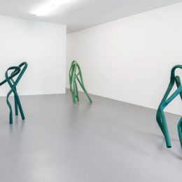Bettina Pousttchi: Allee @Buchmann Galerie, Berlin  - GalleriesNow.net