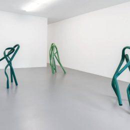 Bettina Pousttchi: Allee @Buchmann Galerie, Berlin  - GalleriesNow.net