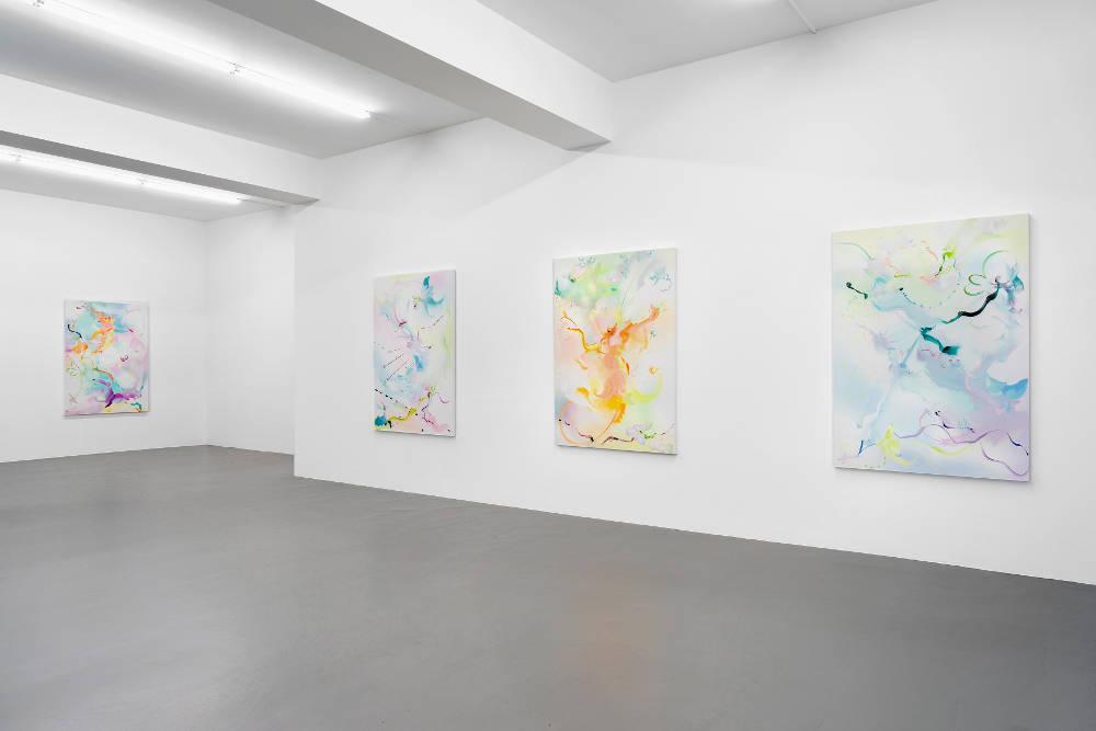 Buchmann Galerie Fiona Rae