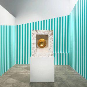 Daniel Buren & Anish Kapoor @Galleria Continua San Gimignano, Siena  - GalleriesNow.net