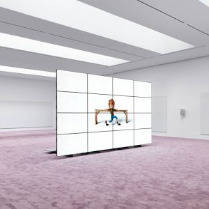Jordan Wolfson: Riverboat song @David Zwirner 19th St, New York  - GalleriesNow.net