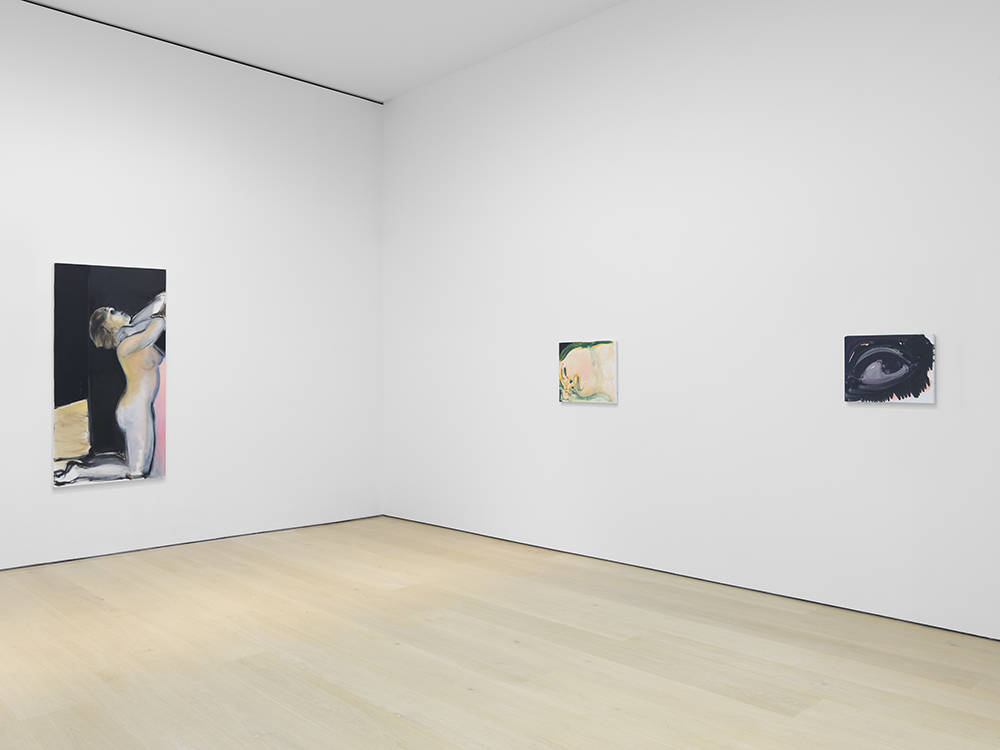 David Zwirner 20th St Marlene Dumas 6