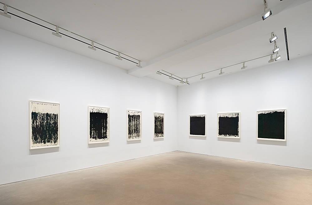 David Zwirner Hong Kong Richard Serra 1