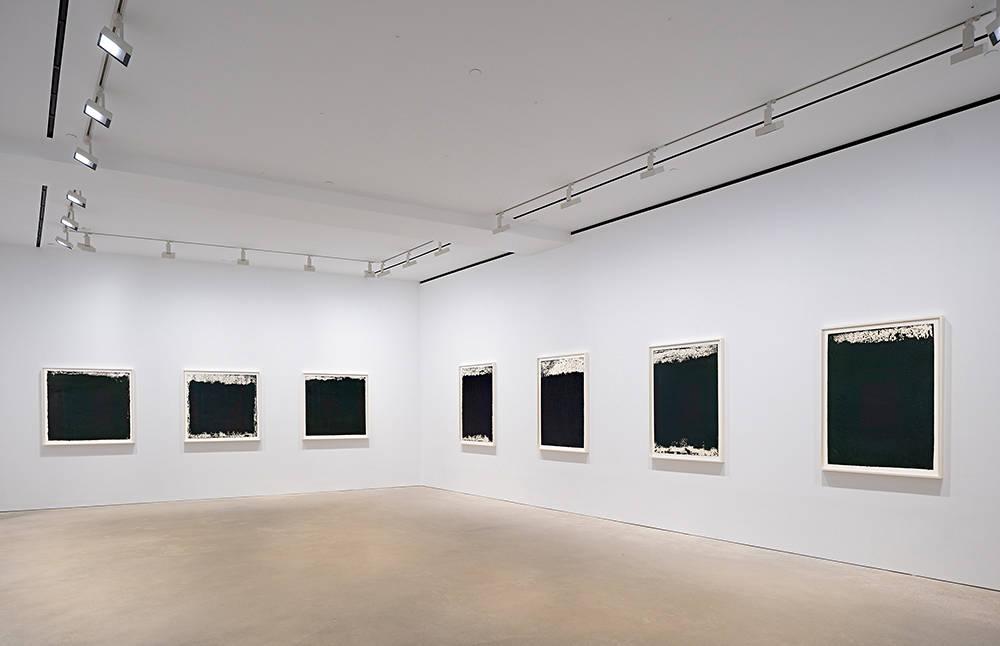 David Zwirner Hong Kong Richard Serra 2