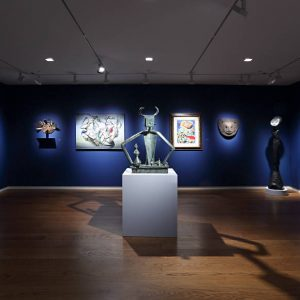 Moon Dancers: Yup'ik Masks and the Surrealists @Di Donna, New York  - GalleriesNow.net
