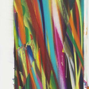 Katharina Grosse: Prototypes of Imagination @Gagosian Britannia St, London  - GalleriesNow.net