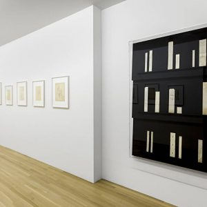 Paul Bonet: Drawings for Bookbindings compiled by Florian Pumhösl @Galerie Buchholz, New York  - GalleriesNow.net