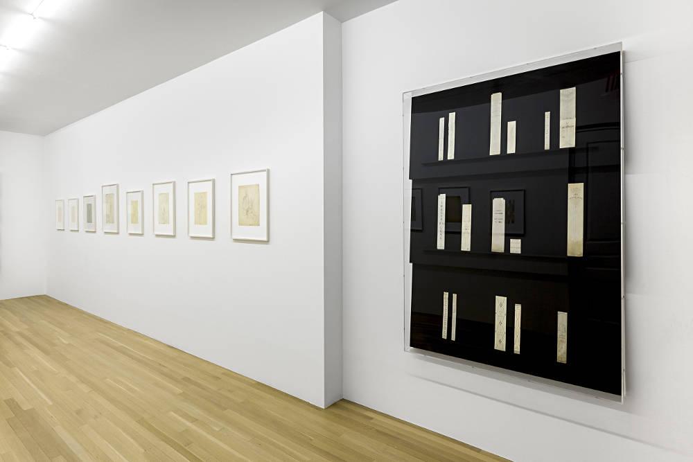 Galerie Buchholz Paul Bonet 1