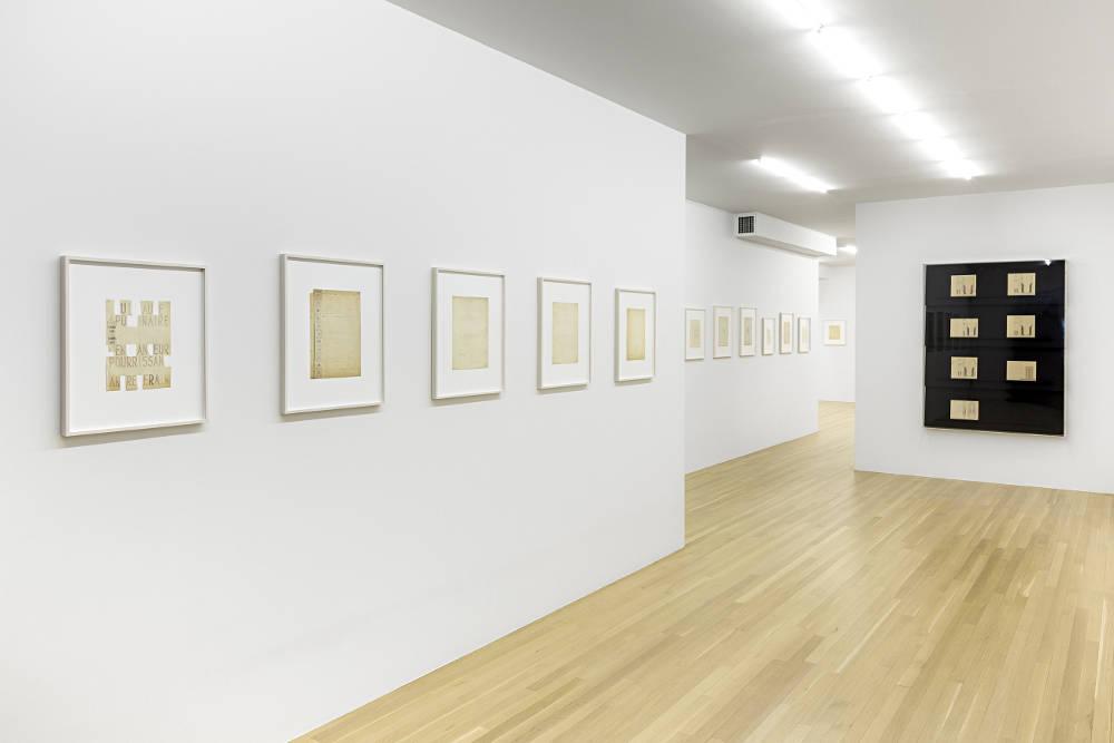 Galerie Buchholz Paul Bonet 4