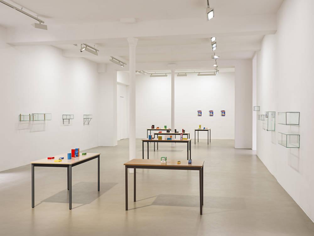 Galerie Chantal Crousel Henrik Olesen 1