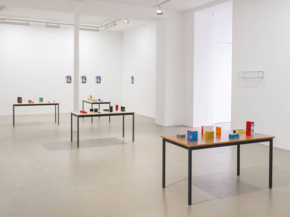 Galerie Chantal Crousel Henrik Olesen 2