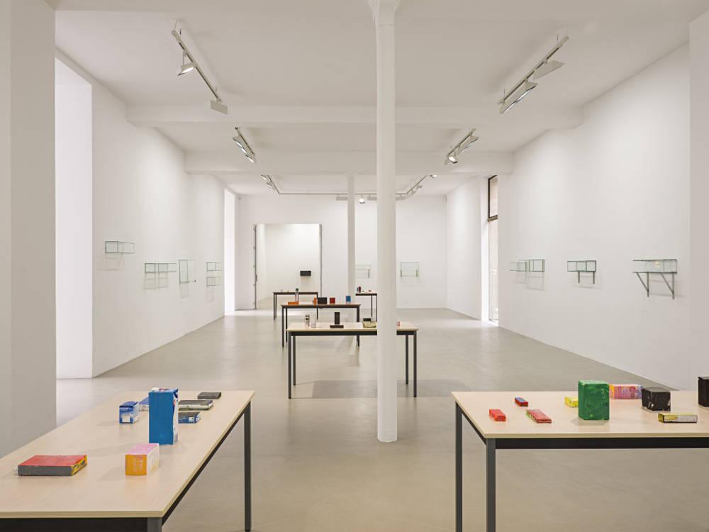 Galerie Chantal Crousel Henrik Olesen 3