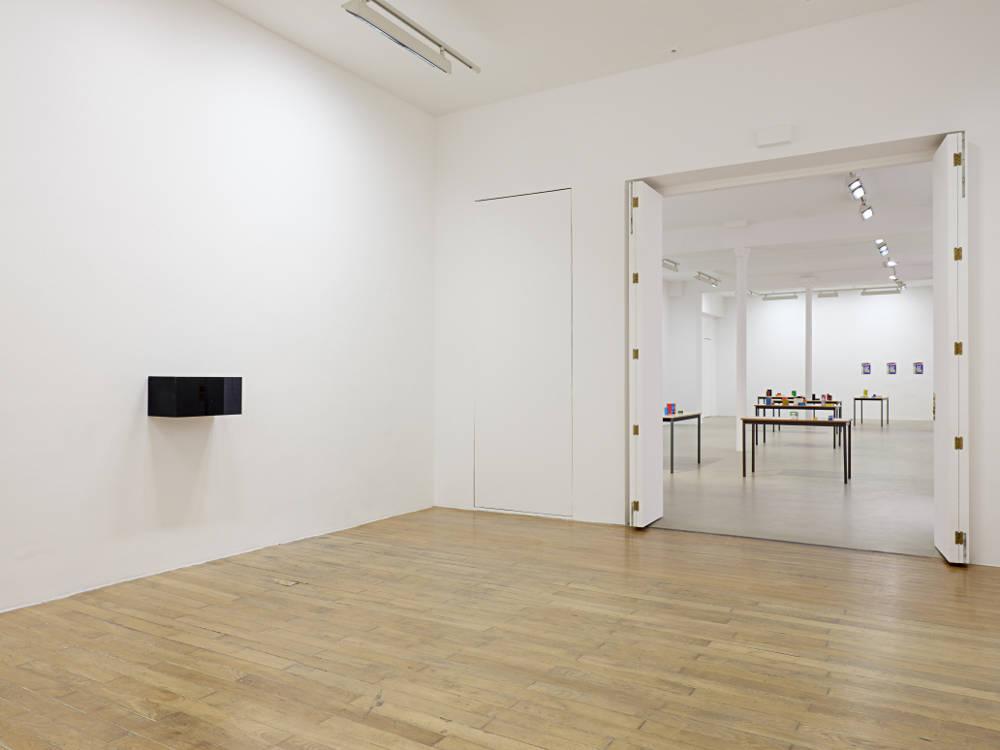 Galerie Chantal Crousel Henrik Olesen 4