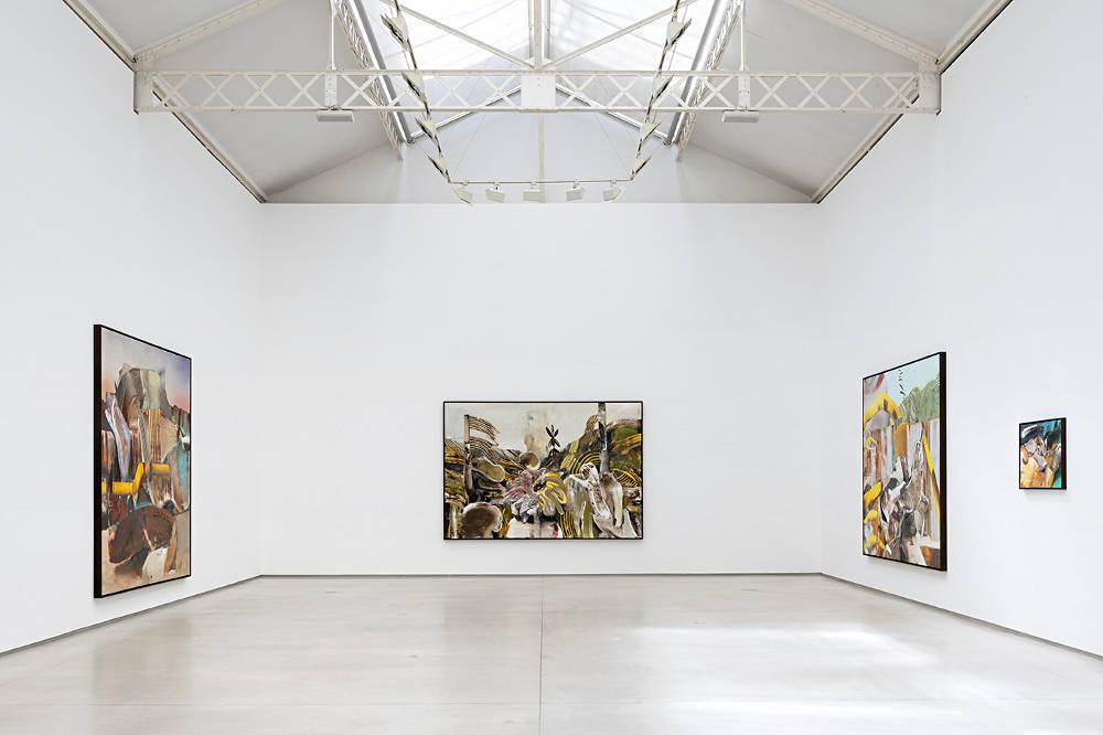 Galerie Thaddaeus Ropac Marais Adrian Ghenie 1