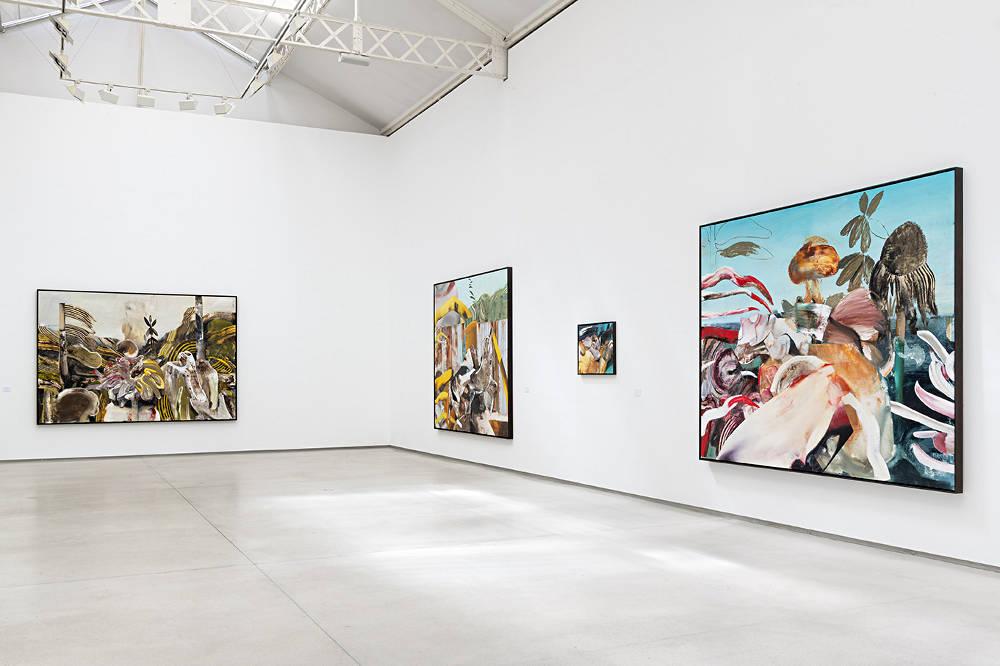 Galerie Thaddaeus Ropac Marais Adrian Ghenie 2