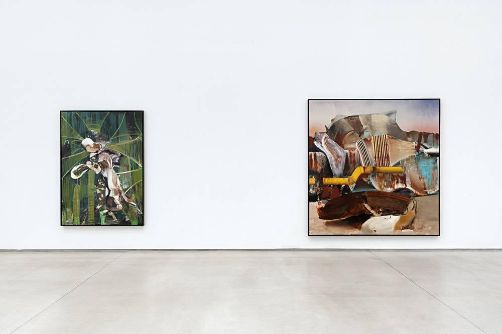 Galerie Thaddaeus Ropac Marais Adrian Ghenie 4