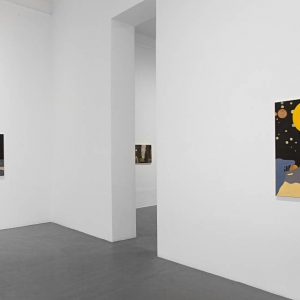 Bruno Knutman: Night Piece @Galleri Magnus Karlsson, Stockholm  - GalleriesNow.net