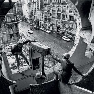 Gordon Matta-Clark: Anarchitect @Jeu de Paume, Paris  - GalleriesNow.net