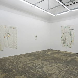Eline McGeorge: On Joined Flight Lines @Hollybush Gardens, London  - GalleriesNow.net