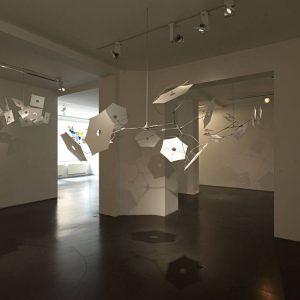 Susumu Shingu: Cosmos @Jeanne Bucher Jaeger, Marais, Paris  - GalleriesNow.net