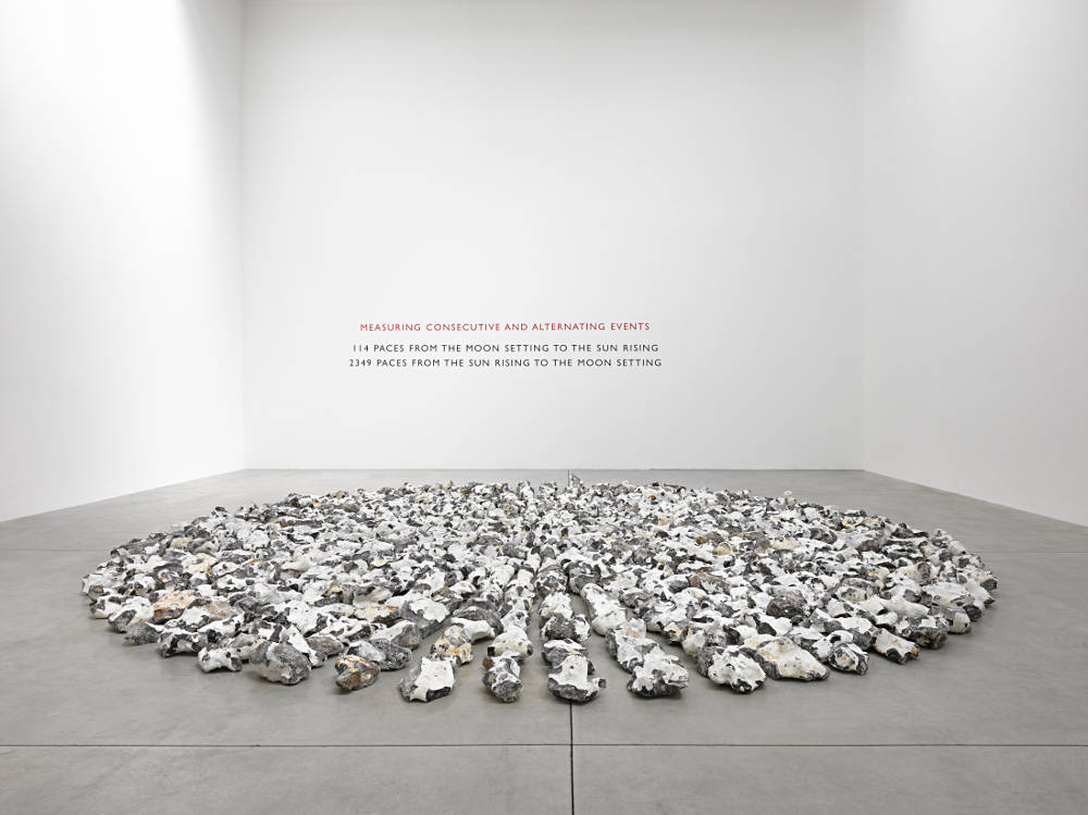 Lisson Gallery London Richard Long 2018 4