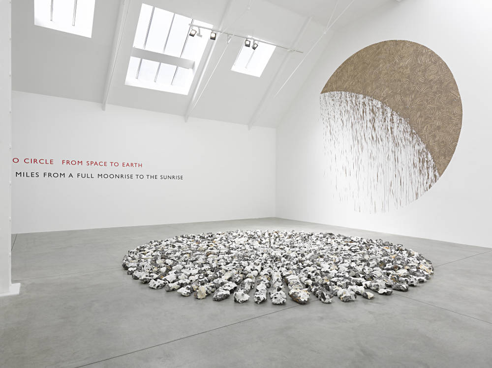 Lisson Gallery London Richard Long 2018 5