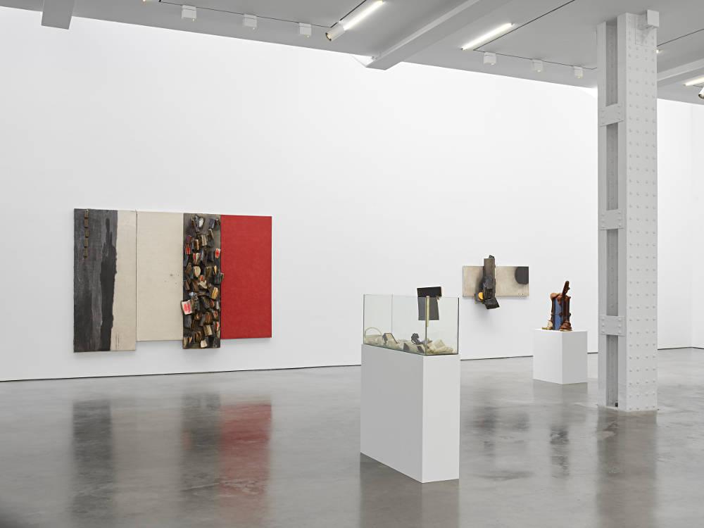 Lisson Gallery New York John Latham 1