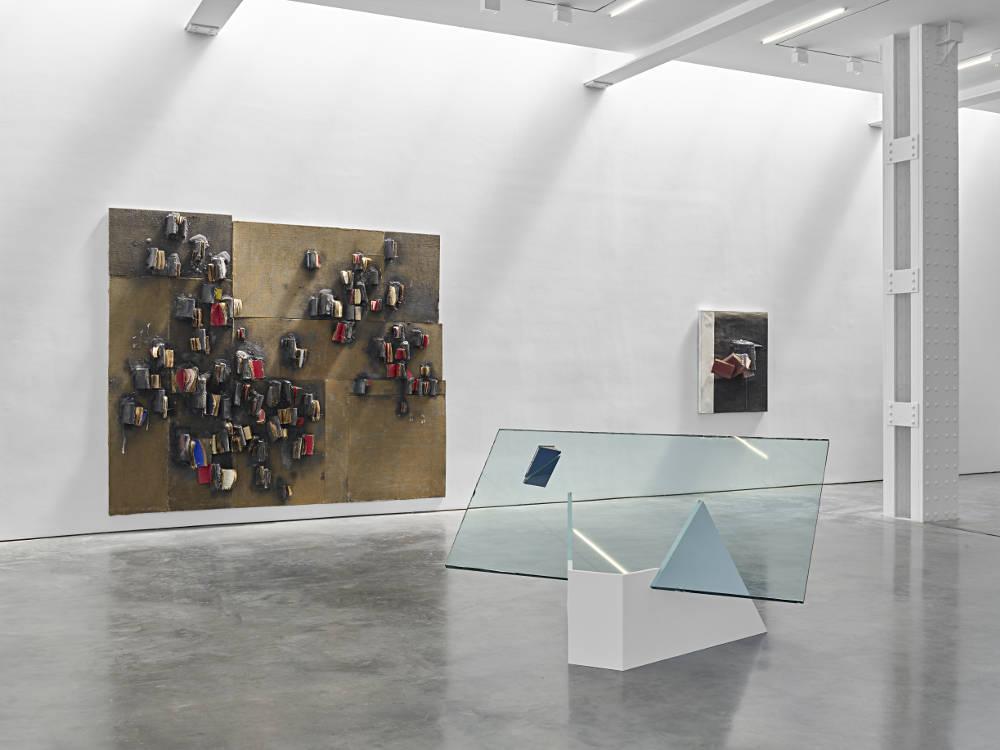 Lisson Gallery New York John Latham 2