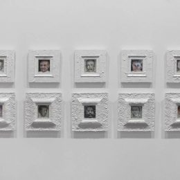 Liu Wei: 180 Faces @Sean Kelly Gallery, New York  - GalleriesNow.net