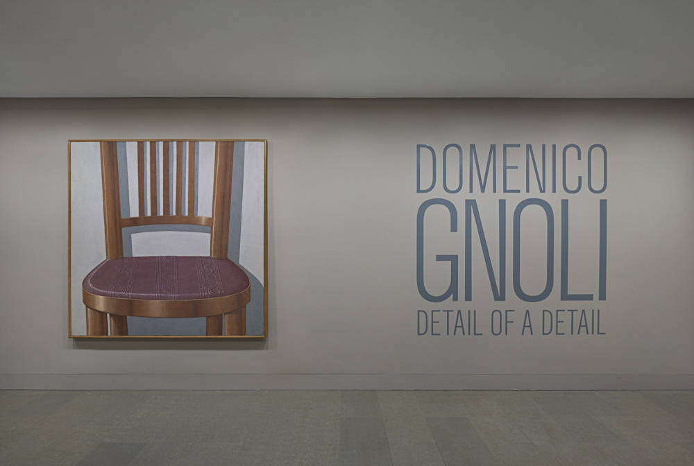 Luxembourg Dayan New York Domenico Gnoli 1