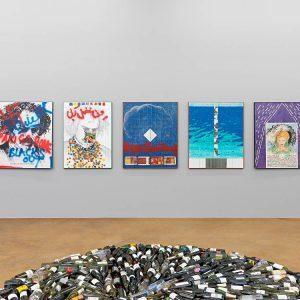 Rasheed Araeen: A Retrospective @Mamco, Geneva  - GalleriesNow.net