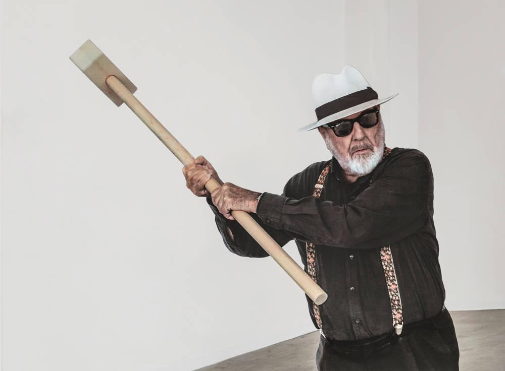 Michelangelo-Pistoletto-Beijing
