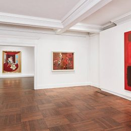 Reds @Mnuchin Gallery, New York  - GalleriesNow.net