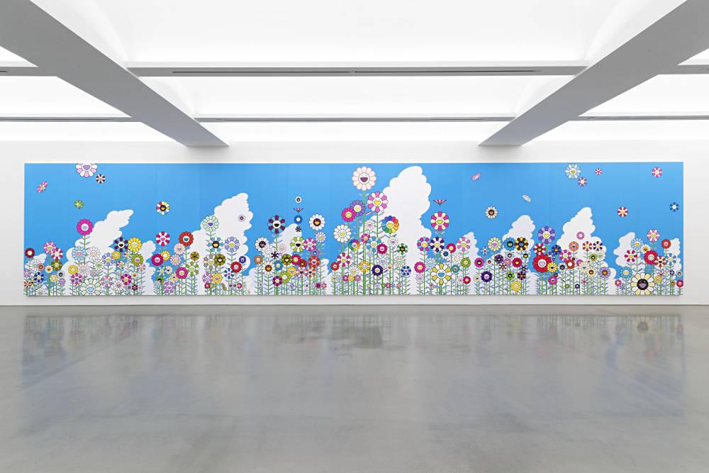 Perrotin New York Takashi Murakami 3