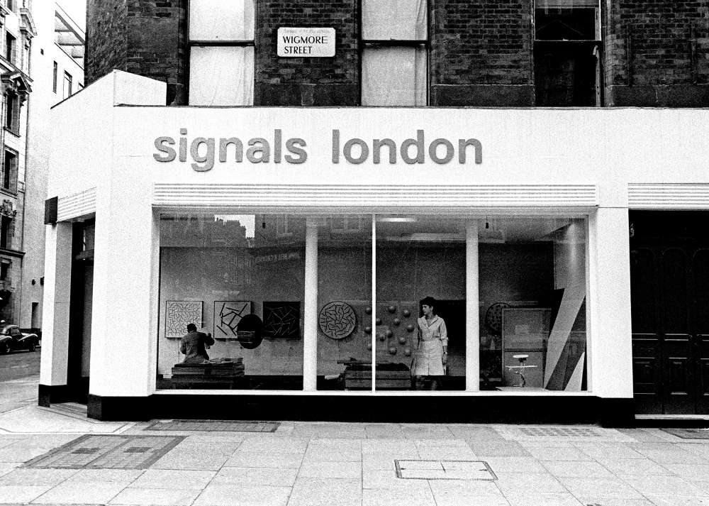 Signals Gallery Day View