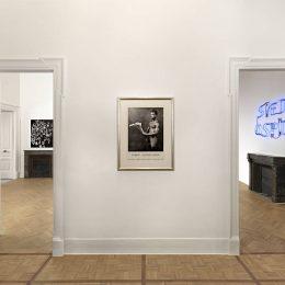 Glenn Ligon: Tutto poteva, nella poesia, avere una soluzione / In poetry, a solution to everything @Thomas Dane Gallery, Naples, Naples  - GalleriesNow.net