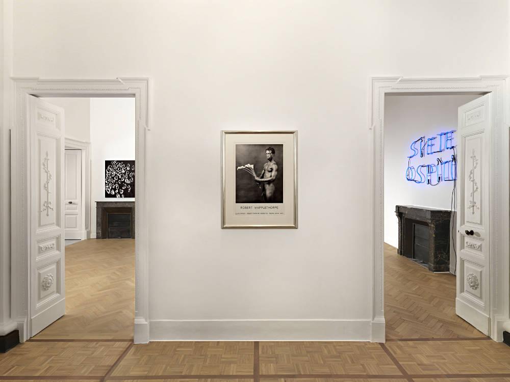 Thomas Dane Gallery Naples Glenn Ligon 1